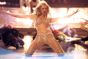 Britney Spears, MTV Video Music Awards, 2000
