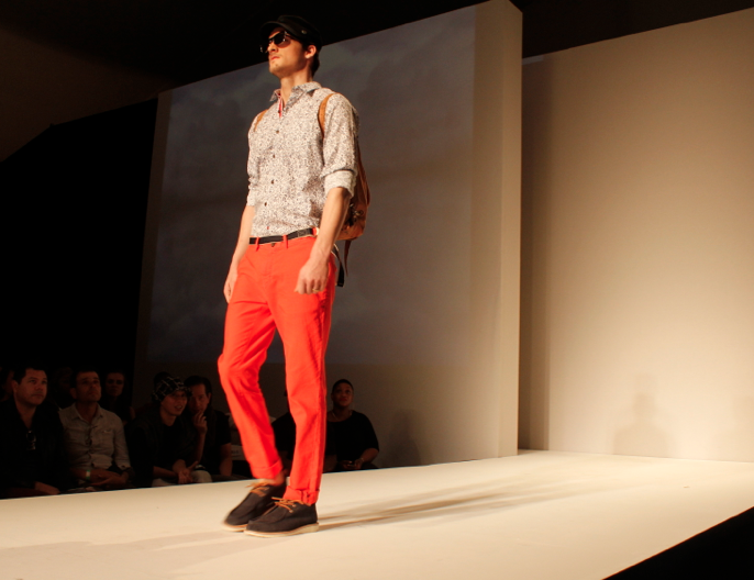 Men's Boho Chic Clothing style fashion week la